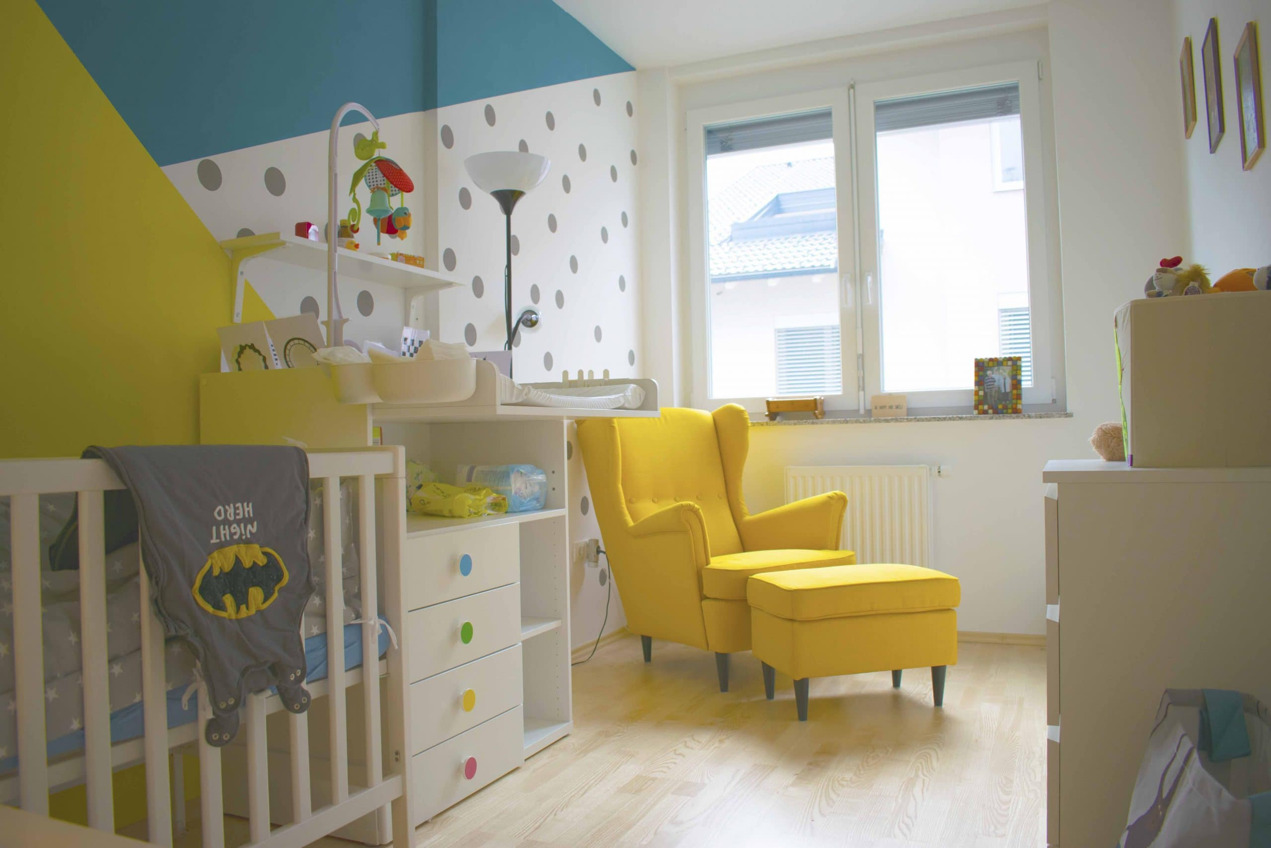 Nursery design front view